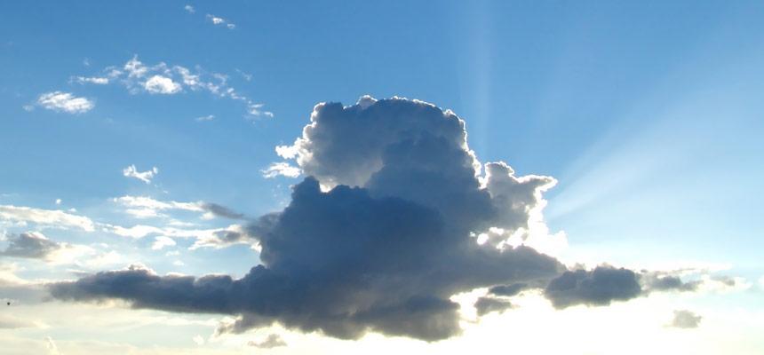 Jedem seine Wolke?