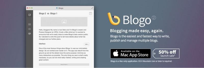 Blogo Screenshot © getblogo.com