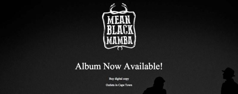 Screenshot: www.meanblackmamba.com - © Mean Black Mamba
